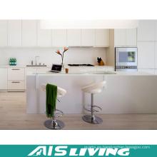 Muebles de armario de gabinete de cocina de madera contrachapada (AIS-K437)