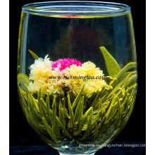Shui Se Chun Xiang verde de flores de té-BMG073