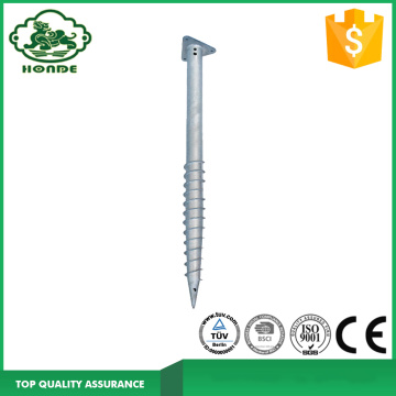 Solar Mounting Bracket Panel Bracket Ground Screw