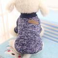 Suéter del perro mascota ropa