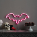 BAT LIGHTED LED NEON SIGN