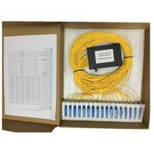 1*32 with Sc/Upc Connector ABS Box Type Fiber PLC Splitter