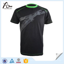 Plain Sports Sublimation Shirt Laufende Abnutzung