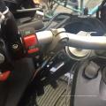 12 V ON OFF Motorbike Motocicleta Conector Interruptor de Botão de comando Interruptores Bala para LEVOU Farol Luz de Nevoeiro
