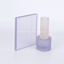 2-20mm polycarbonate pc solid sheet