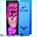 Die-cutting Cardboard Flower Box Box For Rose