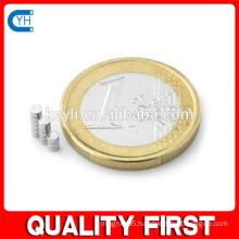 Small Disc Alnico Magnet