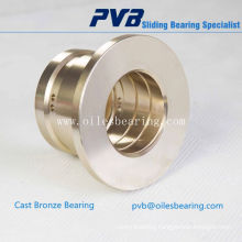 OEM product sliding bronze bearings, schwing spare parts 10063939, cutting ring DN 210