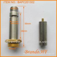 Tipo de rosca Cabeza piloto de solenoide serie 0927 para válvula neumática solenoide