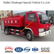 4.5ton Dongfeng nuevo camión de bomberos de camiones de bomberos Euro3