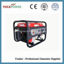 Generador de gasolina de alta potencia de 3kVA de potencia
