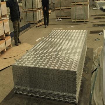 Costo de la placa de diamante de aluminio