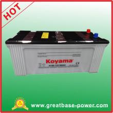 Baterias de Carga Seca para Carros e Caminhões