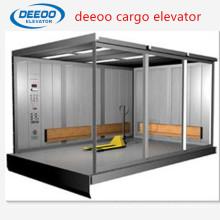 1000-5000kg Machine Room Cheap Electric Goods Elevator
