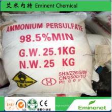 21% de sulfate d'ammonium avec certification SGS