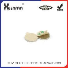 Vacuum Sealed Packs of Self Adhesive Backed Neodymium (NdFeB) Disk Magnet