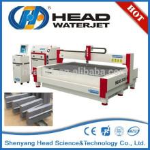 No thermal distortion water jet chromium cutting machine
