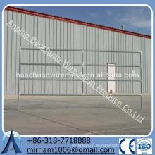 Paneles de ganado baratos de alta calidad para la venta / cerca galvanizada del ganado / cerca del ganado de ganado