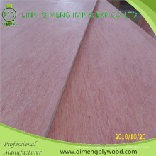 Bbcc Grade Popar or Hardwood Core 1220X2440X9mm Bintangor Plywood