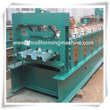 Piso de metal cubierta galvanizada máquina formadora de rollos