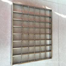 Factory Price Building Materials Plain Steel Floor Grating