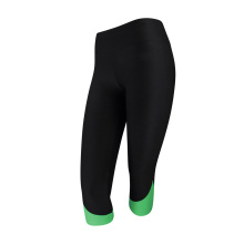 Ladies Compression Gym Clothes Running Leggings Capri Pants Shorts Tights