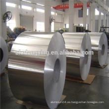 Hoja de aluminio para el proveedor de panal de China