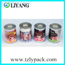 Hot Transfer Printing Paper/Hot Foil for Plastic Products