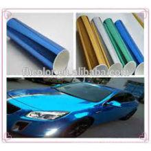 blue chrome spray paint mirror powder coating