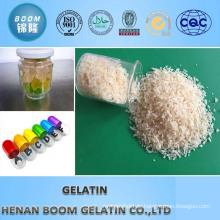 Essbare Gelatine (Halal-Zertifikat)