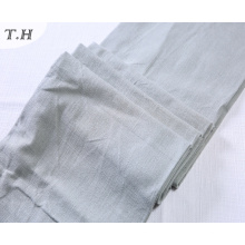 Light Blue Cheap Linen Fabric Made in China