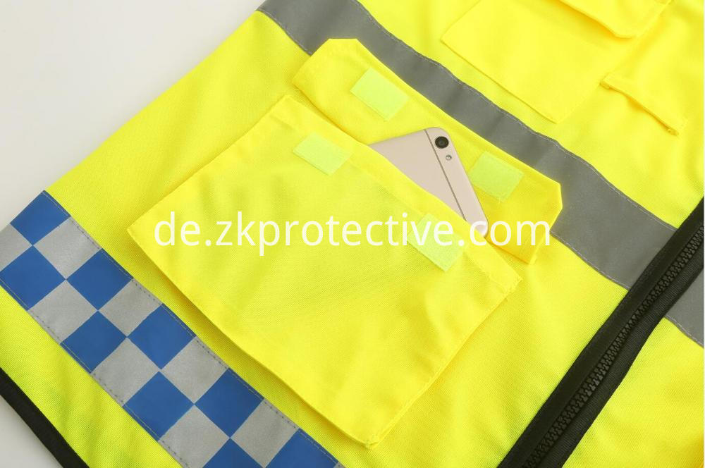 Yellow Jacket Pocket
