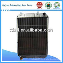 good quality and cheap copper brass radiator in China