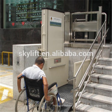 Electric wheelchair disabled lifter