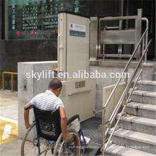 Электрический 1.5 м гидравлический старейшина лифт