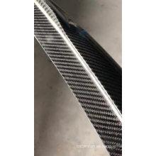 Alerón trasero vendedor caliente de la fibra de carbono de los accesorios del automóvil