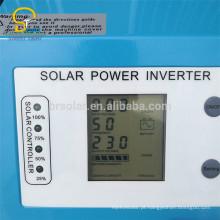 Sistema solar ambiental verde da produção 25kw com carga do telefone