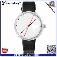 Yxl-543 2016 Boscen China Factory Newest Design Waterproof Fashion Leather Watch, Wholesale Fashion Stainless Steel Watch