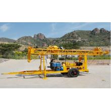 Mejor Vendedor Gl-I remolque montado plataforma de perforación