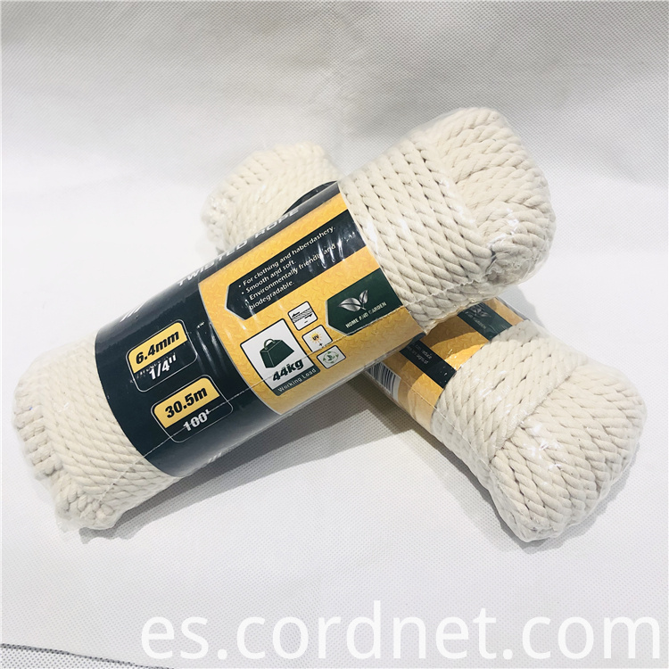 Cotton Rope 4