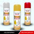 Spray de color inofensivo para diversión de fiesta