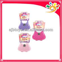Plastikhandtaschenspielzeug, Art und Weisehandtaschenspielzeug, 3 Art der Handtaschen