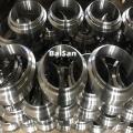 Mecanizado de aleación de aluminio 6061 piezas mecánicas de manga forjada