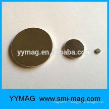 Магнит кнопки Европейский стандартный тонкий неодимовый магнит