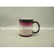 Three -Section Color Change Mug