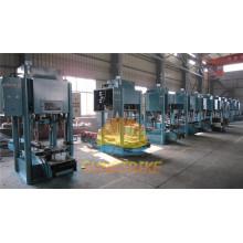 2015 la plus populaire des tuiles vitrées automatiques hydrauliques formant la machine