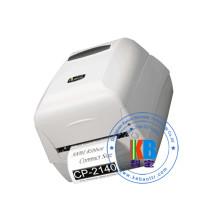Interface parallèle série USB 203 dpi Imprimante de codes à barres d'étiquettes thermiques Argox cp2140