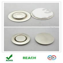 Runde Plakette Magnete für Kleidung