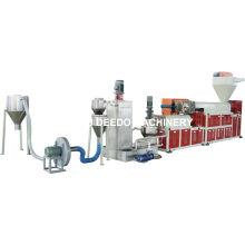 Machine de granlator en plastique d'animal familier de PE d'ABS de PE