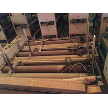 Picanol Batcher Winder 190cm 210cm 220cm Batcher Winder Coth Fabric Big Roller Weaving Machine Loom